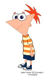 Phineas in mspaint - O Curioso