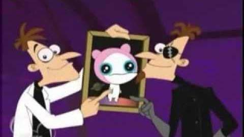 Phineas e Ferb - ''Achei um Amigo dos Bons'' em Português HQ