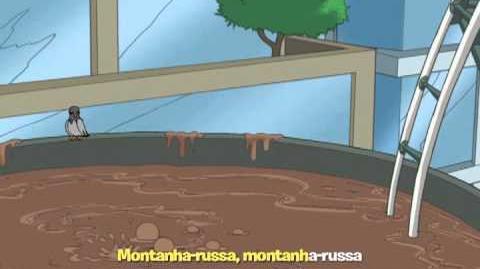 Phineas e Ferb Montanha Russa - Videoclipe