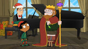 Um Natal em Família Com Phineas e Ferb (Imagem 257)