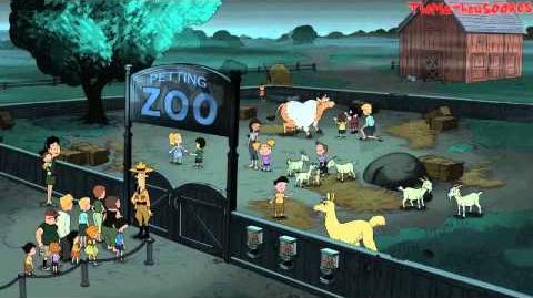 Phineas e Ferb - Lobis-Vaca Alvoroçada - Com Letra - Dublado em Português BR