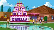 Feliz Aniversário Isabella Imagem 224