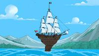 Barco de Pirata 001
