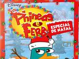 Phineas e Ferb: Especial de Natal (DVD)