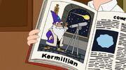 Cometa Kermillian Imagem 18