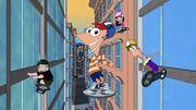 Phineas e Ferb Último Dia de Verão Imagem 115