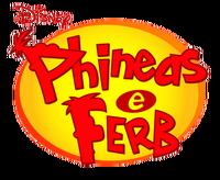 Phineas e Ferb o Logo Atual