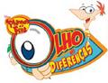 Phineas e Ferb Olho Nas Diferenças Logotipo