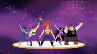 Heróis de Desenho Animado Imagem 373