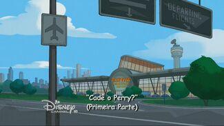 Cadê o Perry (Primeira Parte) - Cartão do Título