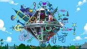 Phineas e Ferb Último Dia de Verão Imagem 315