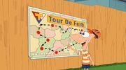 Tour de Ferb (Imagem 80)