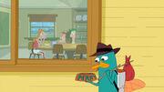 Ah, Você Está Aí, Perry! (85)