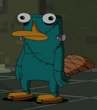 Monstro Ornitorrinco