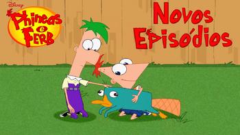 Phineas e Ferb - Novos Episodios