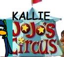 Kallie JoJo's Circus