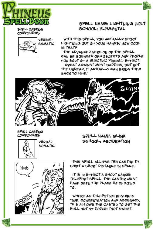 Spellbook 4-lightnin-blink-