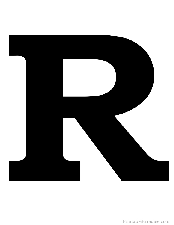Image Letter R Phobia Wiki