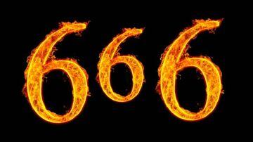 666 Number