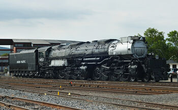 Union Pacific Big Boy No. 4012