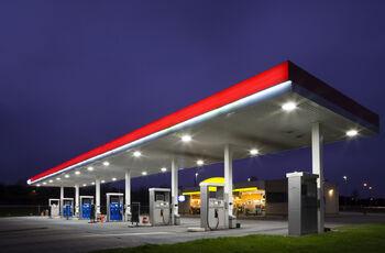 Gas-Station-At-Night
