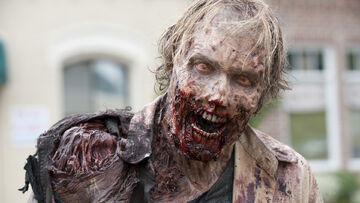 Zombie from The Walking Dead