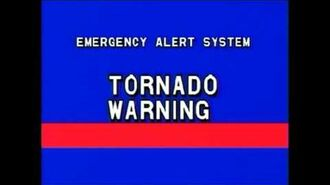 Tornado Warning North Carolina