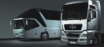 Truck and Bus