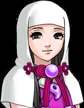 Sister Iris Portrait