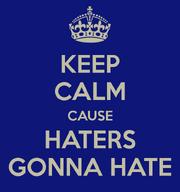 HatersGonHate