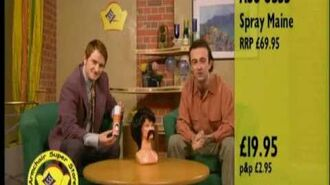 Phoenix Nights - Armchair Super Store