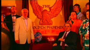 The Golden Phoenix