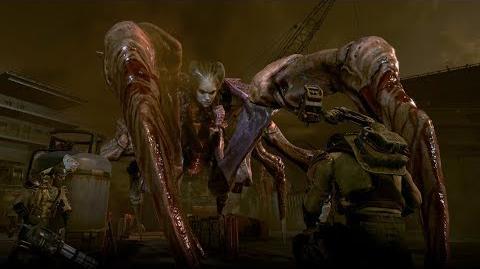XCOM Creator's Phoenix Point 8 Minute Boss Battle Gameplay