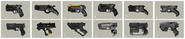 New Jericho Pistol Designs