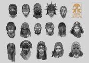 New Jericho Heads