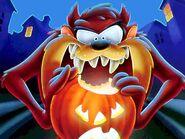 Taz-halloween