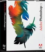 Adobe Photoshop CS retail box
