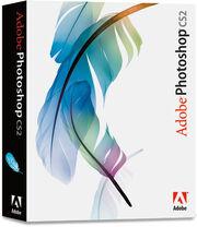Adobe Photoshop CS2 retail box