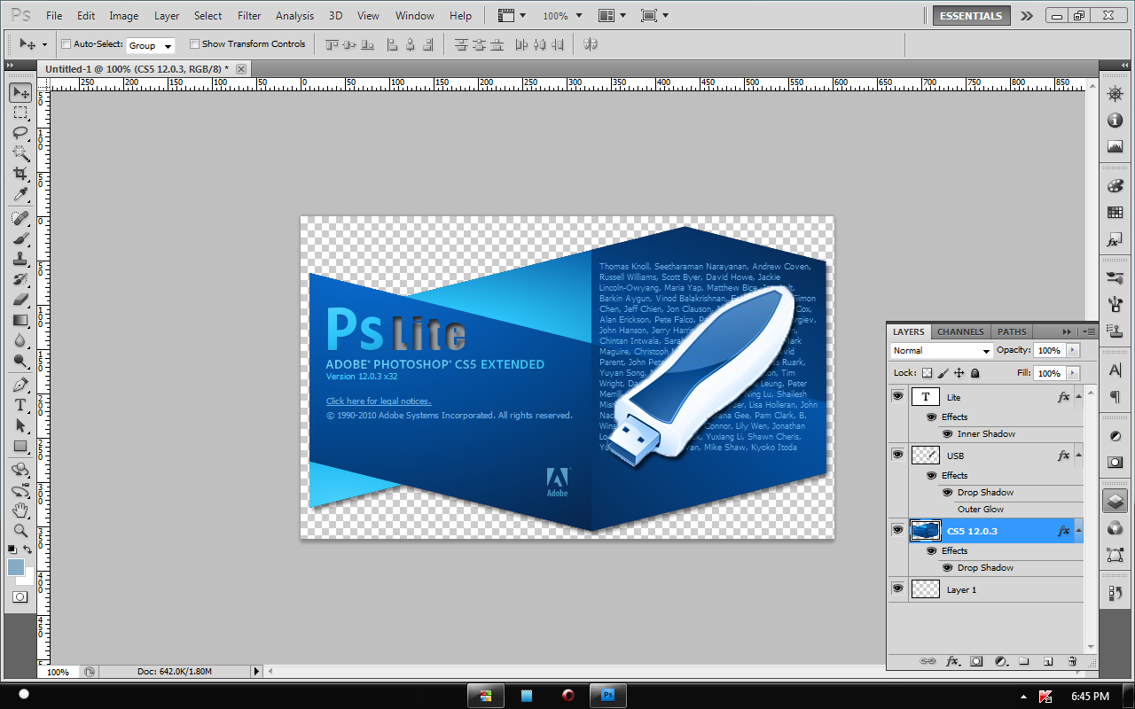Download adobe photoshop cs5 extended 32-64 bit full version terbaru.