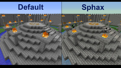 minecraft texture pack sphax download