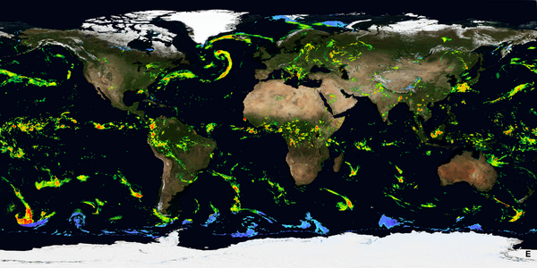 Global precipitation