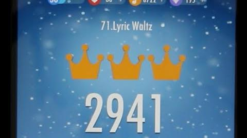 Video - Piano Tiles 2 Lyric Waltz (Shostakovich) High Score 2941