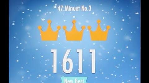 Piano Tiles 2 Minuet No3 Bach High Score 1611 Piano Tiles 2 Song 47