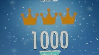 Piano Tiles 2 Little Star High Score 1000 Piano Tiles 2 Song 1