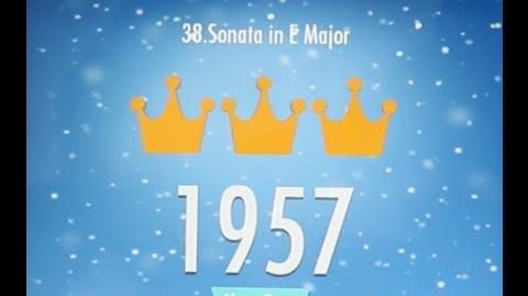 Piano Tiles 2 Sonata in E Major Mozart High Score 1957 Piano Tiles 2 Song 38