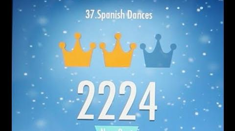 Piano Tiles 2 Spanish Dances Shostakovich High Score 2224 Piano Tiles 2 Song 37