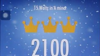Piano Tile 2 Waltz in A minor (Chopin) High Score 2100 Piano Tiles 2 Song 15