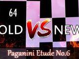 Paganini Etude S.140 No. 6