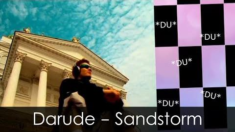 Darude - Sandstorm in Piano Tiles 2! TRICKIEST SONG!!!