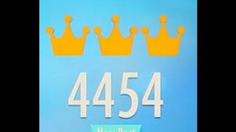 Piano Tiles 2 Bridal Chorus (Wagner) High Score 4454 Piano Tiles 2 Song 53